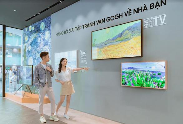 Samsung 68: Đến Sài Gòn nhớ ghé check-in chỗ này - Ảnh 1.