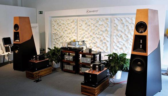 Cuối tuần đi khám phá triển lãm audio đỉnh cao - Ảnh 2.
