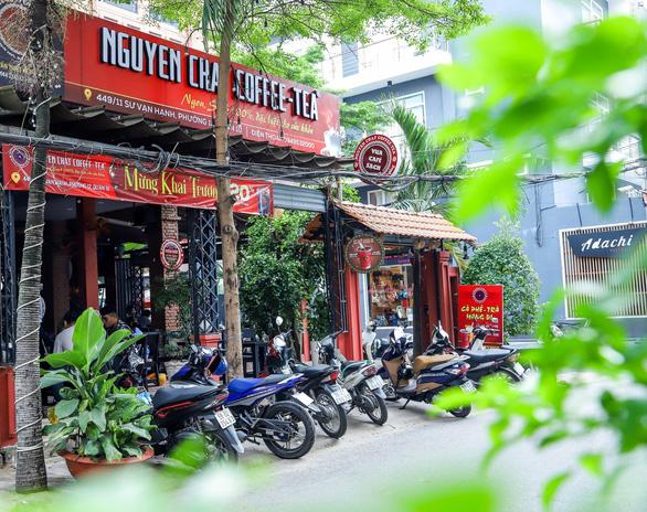 Cafe nhượng quyền 0 đồng Nguyen Chat Coffee & Tea dùng 100% ly giấy - Ảnh 4.