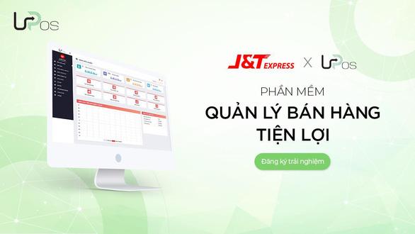 J&T Express tặng 1 tháng vận chuyển cho người bán mới trên Shopee - Ảnh 3.