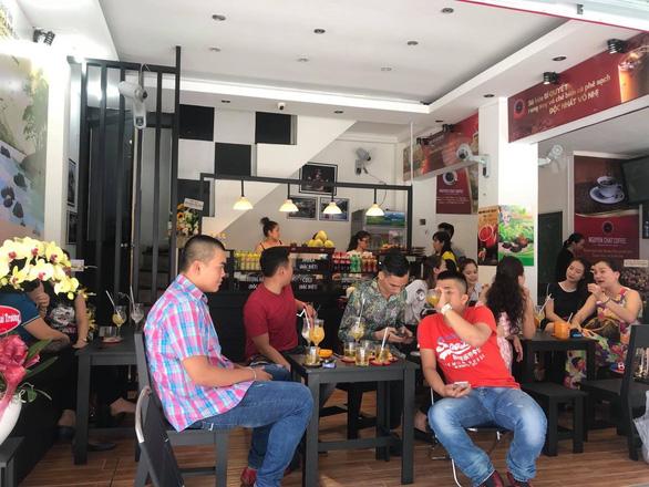 Cafe nhượng quyền 0 đồng Nguyen Chat Coffee & Tea dùng 100% ly giấy - Ảnh 5.