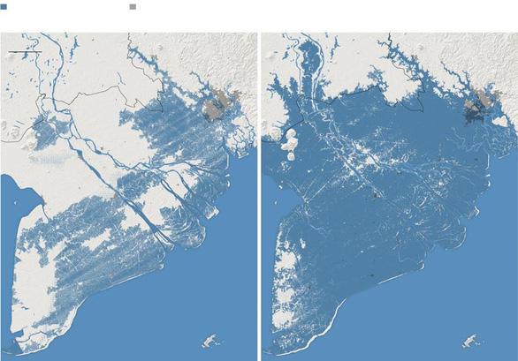 31 triệu người Việt sống trong ngập lụt vào năm 2050? - Ảnh 1.