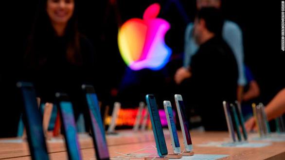 Apple cảnh báo cập nhật iOS mới để không bị mất mạng - Ảnh 1.