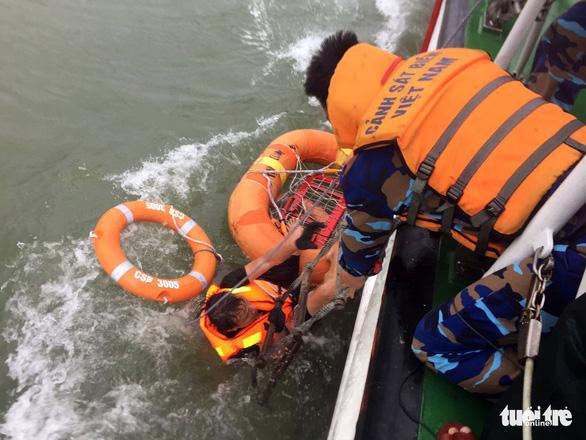 12 người mất tích trên biển do tàu chở hàng 6.000 tấn bị chìm - Ảnh 1.