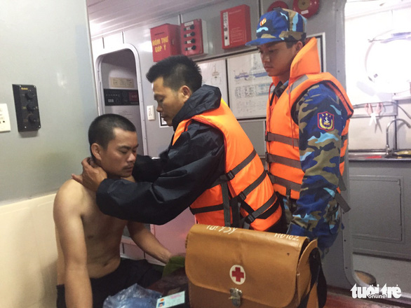 12 người mất tích trên biển do tàu chở hàng 6.000 tấn bị chìm - Ảnh 2.