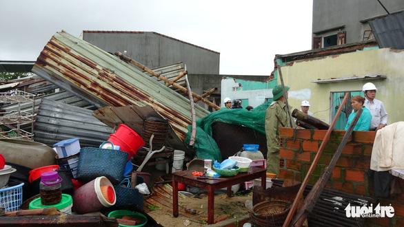 144 hộ gia đình ở Bình Định lâm cảnh màn trời chiếu đất - Ảnh 3.