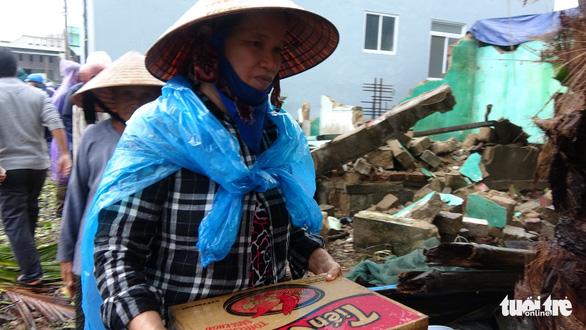 144 hộ gia đình ở Bình Định lâm cảnh màn trời chiếu đất - Ảnh 4.