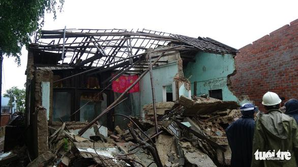 144 hộ gia đình ở Bình Định lâm cảnh màn trời chiếu đất - Ảnh 2.