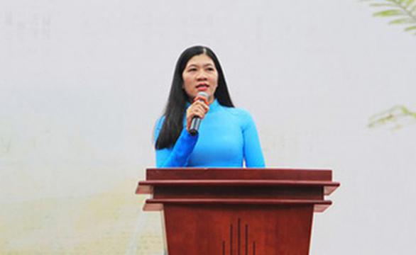 Trường THPT chuyên Lê Hồng Phong TP.HCM có hiệu trưởng mới - Ảnh 1.