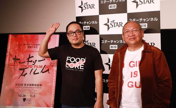 Phan Đăng Di 'làm phim về tình yêu và ẩm thực' - Ảnh 3.