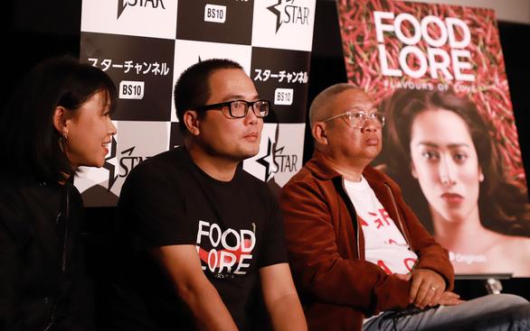 Phan Đăng Di 'làm phim về tình yêu và ẩm thực' - Ảnh 2.