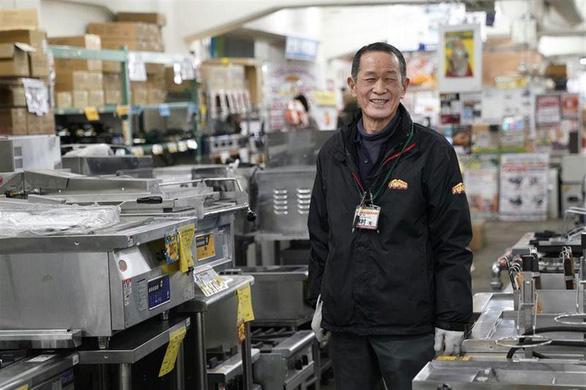 42% người Nhật ở độ tuổi 60 hy vọng làm việc bán thời gian sau tuổi 65 - Ảnh 1.