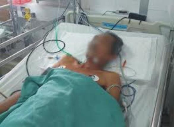 Cứu sống bệnh nhân đột ngột ngưng tim ngưng thở từ tay tử thần - Ảnh 1.