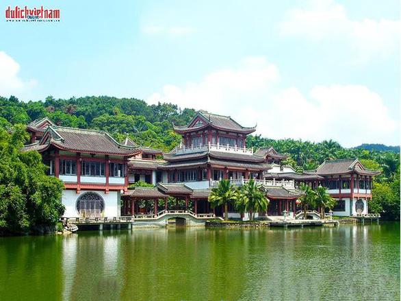 Tour Trung Quốc bay thẳng, giảm 40%, giá từ 6,99 triệu đồng - Ảnh 2.