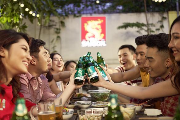 Thương hiệu bia Việt tỏa sáng tại diễn đàn bia quốc tế - Ảnh 1.