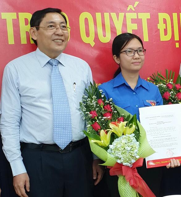 Phó Bí thư Thành Đoàn Vương Thanh Liễu nhận công tác tại Quận 6 - Ảnh 1.