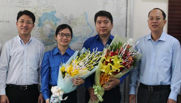 Phó Bí thư Thành Đoàn Vương Thanh Liễu nhận công tác tại Quận 6 - Ảnh 2.