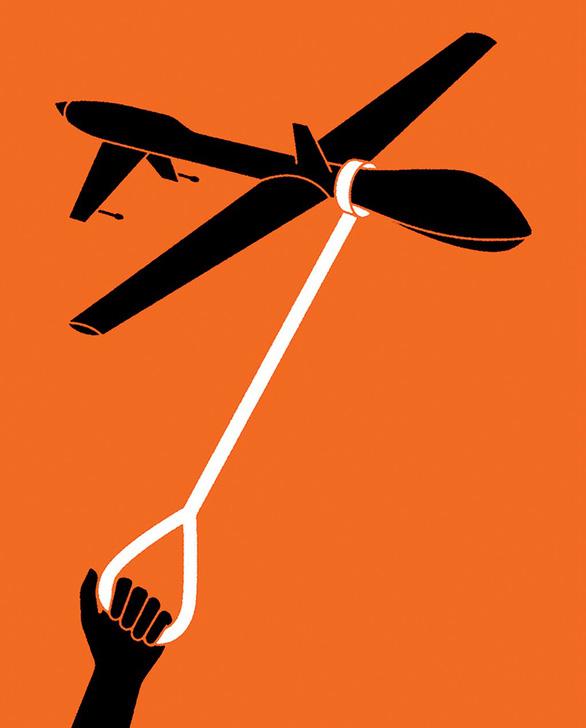 Chiến tranh drone - chiến tranh của tương lai - Ảnh 1.