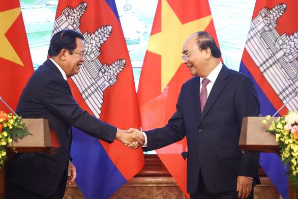Thủ tướng Hun Sen cảm ơn Việt Nam đánh đổ chế độ diệt chủng, hồi sinh Campuchia - Ảnh 1.