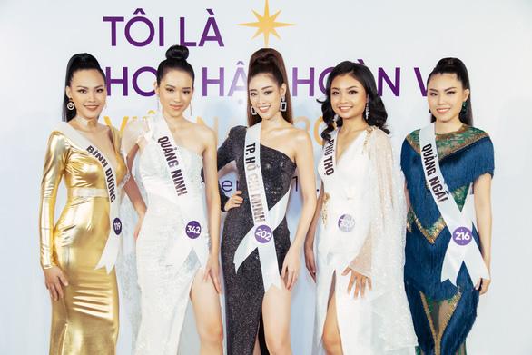 Công bố top 60 Hoa hậu Hoàn vũ Việt Nam 2019 - Ảnh 2.