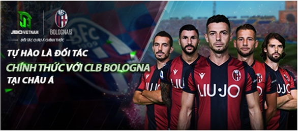 JBO Vietnam ký kết hợp đồng đối tác châu Á cùng CLB Ý Bologna F.C. 1909 - Ảnh 1.