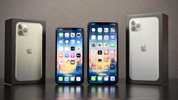 Apple đẩy mạnh sản xuất iPhone 11 do nhu cầu tăng vượt kỳ vọng - Ảnh 1.