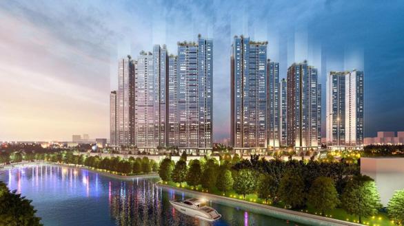 Sunshine City Sài Gòn: Hàng thửa trong phân khúc căn hộ cao cấp TP.HCM - Ảnh 1.