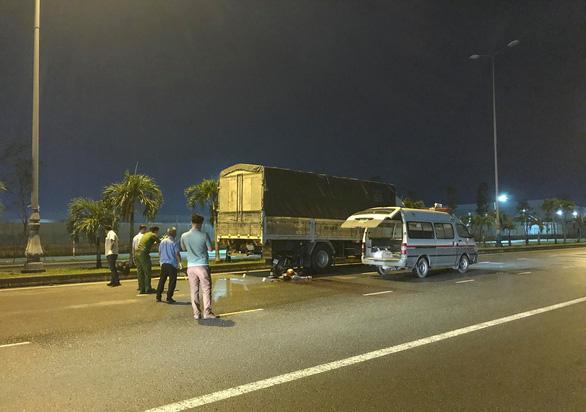 Một ngày hai vụ tai nạn giao thông chết người tại quận 9 - Ảnh 2.