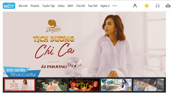Mừng sinh nhật Mai Diễm Phương, Ái Phương hát Tịch dương chi ca  - Ảnh 1.