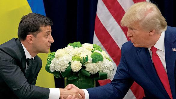 Ông Trump bị luận tội: Ai mới đau khổ nhất? - Ảnh 1.