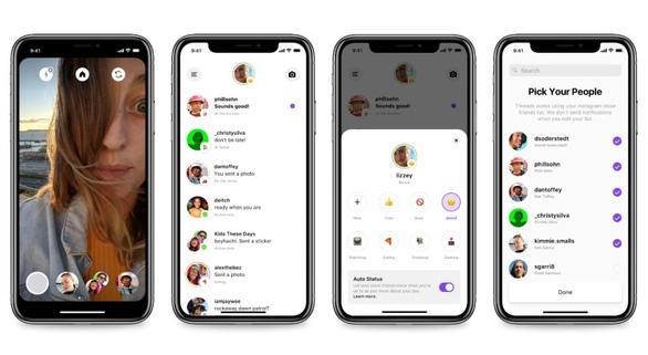Facebook giới thiệu ứng dụng nhắn tin mới Threads - Ảnh 1.