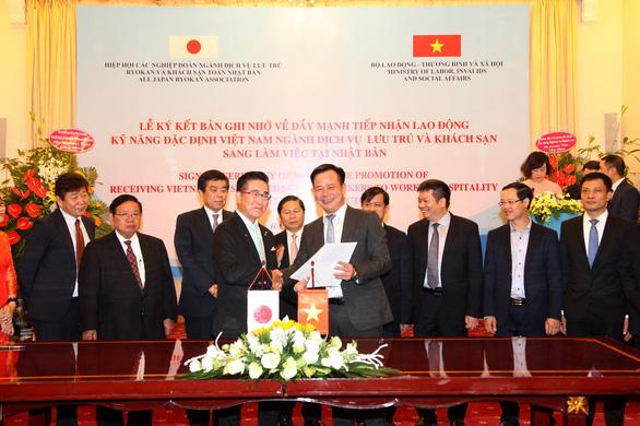Nhật tạo nhiều cơ hội việc làm cho lao động có kỹ năng của Việt Nam - Ảnh 2.