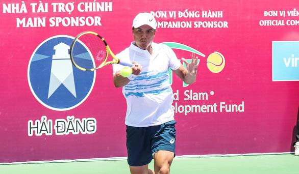 Lý Hoàng Nam đánh bại tay vợt số 2 Trung Quốc - Ảnh 2.
