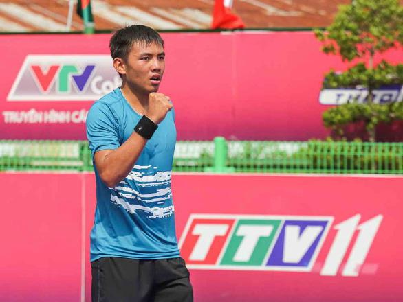 Lý Hoàng Nam đánh bại tay vợt số 2 Trung Quốc - Ảnh 1.