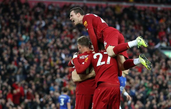 Thắng nghẹt thở Leicester ở phút 90+5, Liverpool bỏ xa M.C 8 điểm - Ảnh 3.