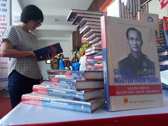 'Bác sĩ Filatov' Nguyễn Thiện Thành - di sản sống mãi với thời gian - Ảnh 5.