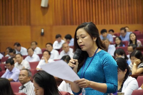 Bí thư tỉnh Bà Rịa - Vũng Tàu: Phải phục vụ nhân dân vô điều kiện - Ảnh 2.