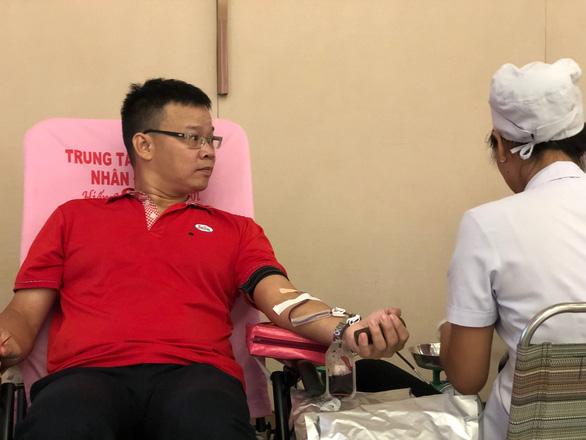 Lãnh sự quán 4 nước ASEAN tại TP.HCM tổ chức hiến máu nhân đạo - Ảnh 3.