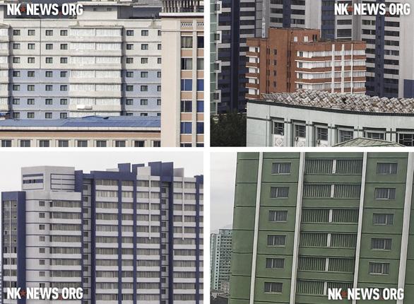 Vì sao Triều Tiên che chắn cửa sổ các tòa nhà cao tầng? - Ảnh 2.