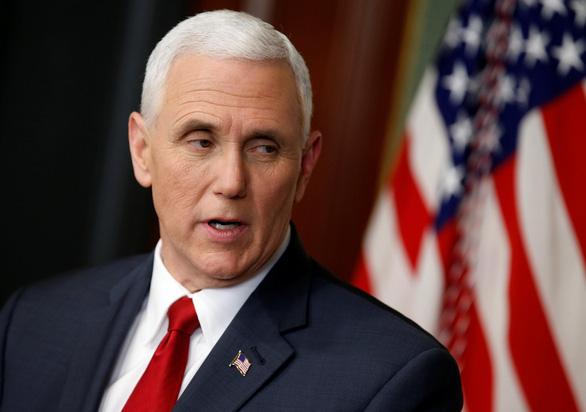 Hạ viện Mỹ đòi Phó tổng thống Mỹ làm rõ vai trò trong vấn đề Ukraine - Ảnh 1.