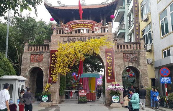 Lễ hội văn hóa dân gian trong đời sống đương đại đầu tiên tại Hà Nội - Ảnh 1.