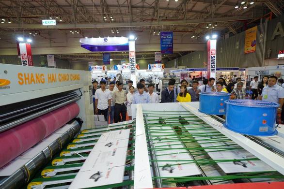 Ngành đóng gói bao bì - in ấn nắm bắt công nghệ để phát triển - Ảnh 2.