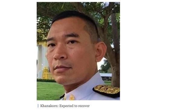 Thái Lan: Một thẩm phán rút súng tự bắn mình ngay tại tòa sau khi tuyên trắng án - Ảnh 1.
