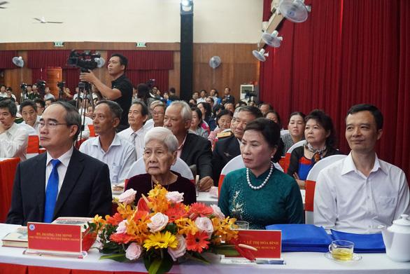 'Bác sĩ Filatov' Nguyễn Thiện Thành - di sản sống mãi với thời gian - Ảnh 3.