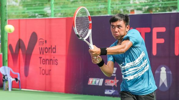 Lý Hoàng Nam đoạt á quân Giải ITF World Tennis Tour M25 - Ảnh 1.