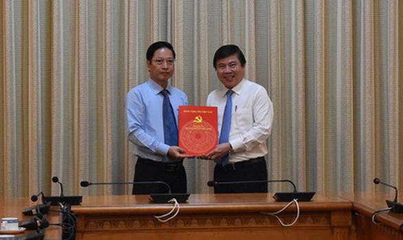TP.HCM có thêm hai ủy viên UBND TP - Ảnh 3.