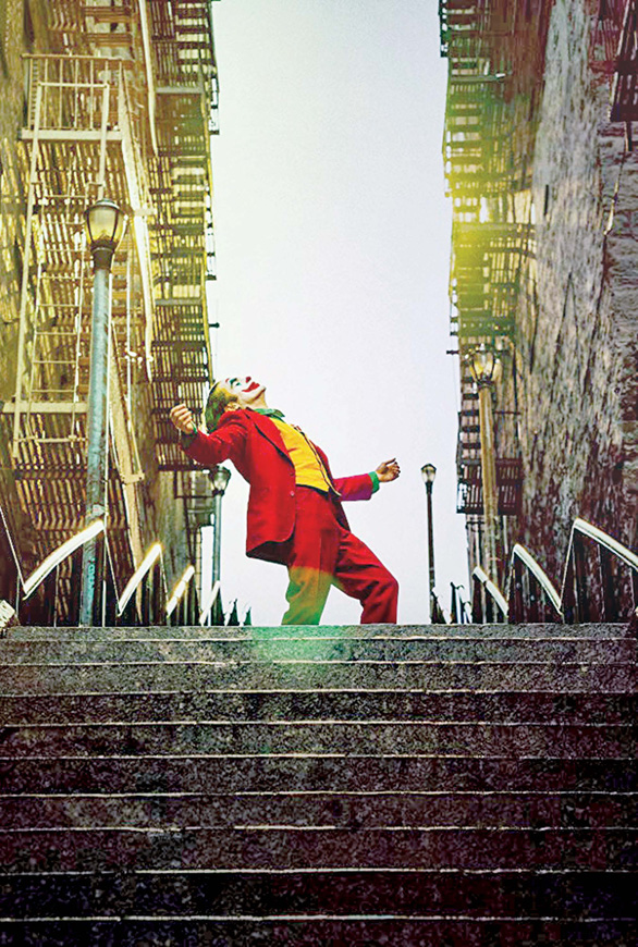 Joker: Dấu hỏi nhức nhối về cái ác - Ảnh 1.