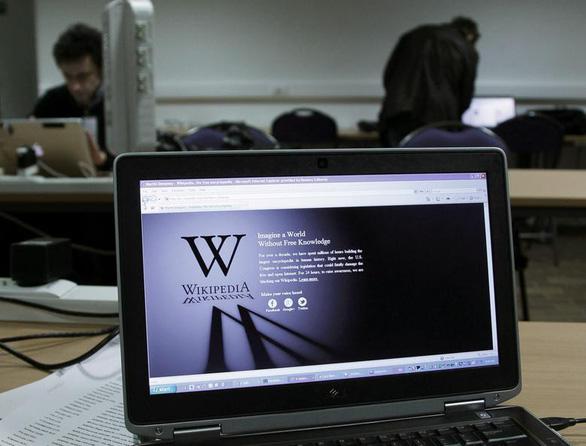 'Cuộc chiến Wiki' giữa Đài Loan và Trung Quốc - Ảnh 1.