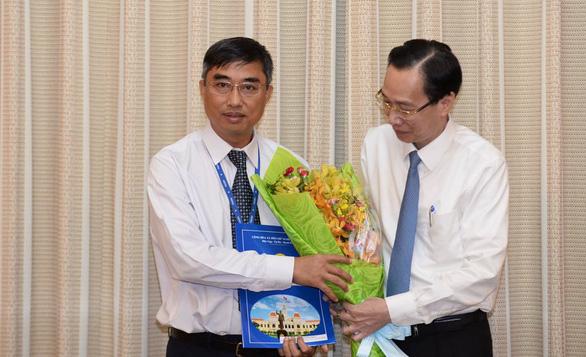 TP.HCM: Phó giám đốc Sở Quy hoạch - kiến trúc làm chủ tịch huyện Nhà Bè - Ảnh 5.