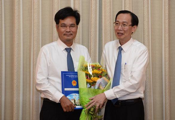 TP.HCM: Phó giám đốc Sở Quy hoạch - kiến trúc làm chủ tịch huyện Nhà Bè - Ảnh 3.